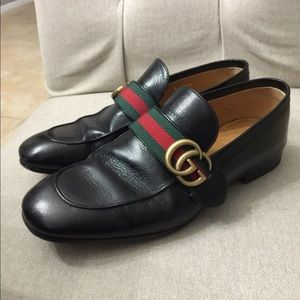 Gucci Donnie Bit Loafer shoes Size 5 UK - 6 US